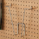 A4 Stand Size for Peg Board