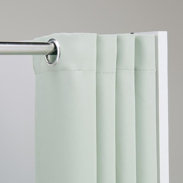Eyelet Curtain for Fitting Room