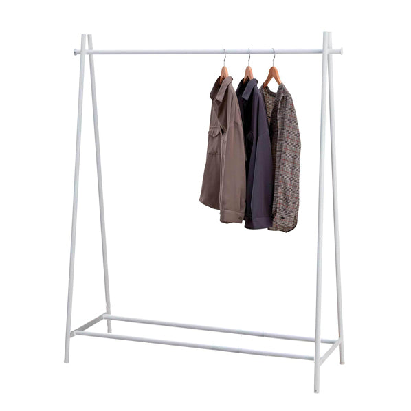 A-frame Clothes Rack - White