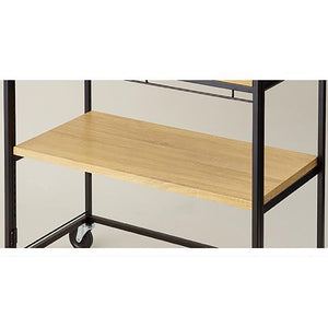 Haco Marché - Additional Trolley Shelves W90cm - Rustic