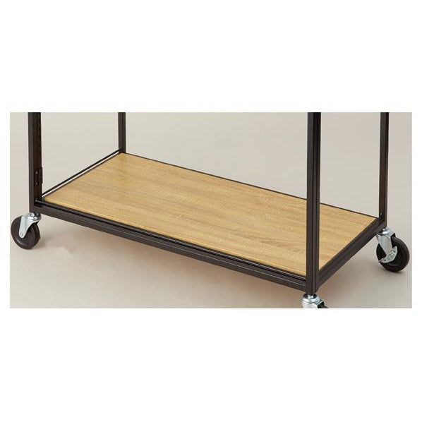 Haco Marché - Trolley Bottom Shelf - Rustic
