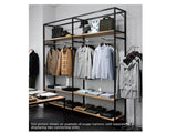Lateral 4 - Wall Unit W120cm - Black