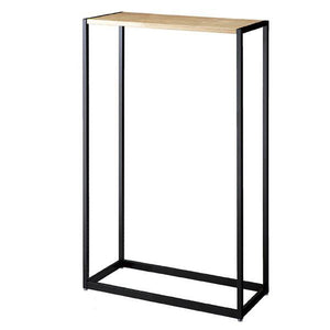 Lateral 4 - Wall Unit W90×H150cm - Black