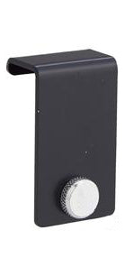 Standard Frame - Securing Bracket - Black