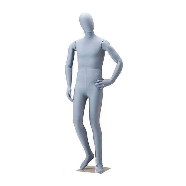Male Flexible Tall Mannequin