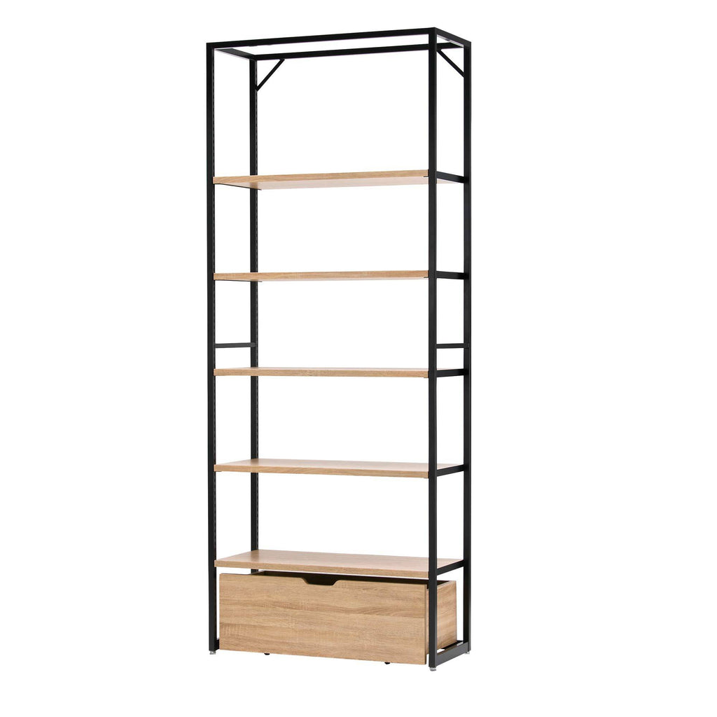 Store Express Display Shelves Shelving Unit With Drawer Rustic Store Express