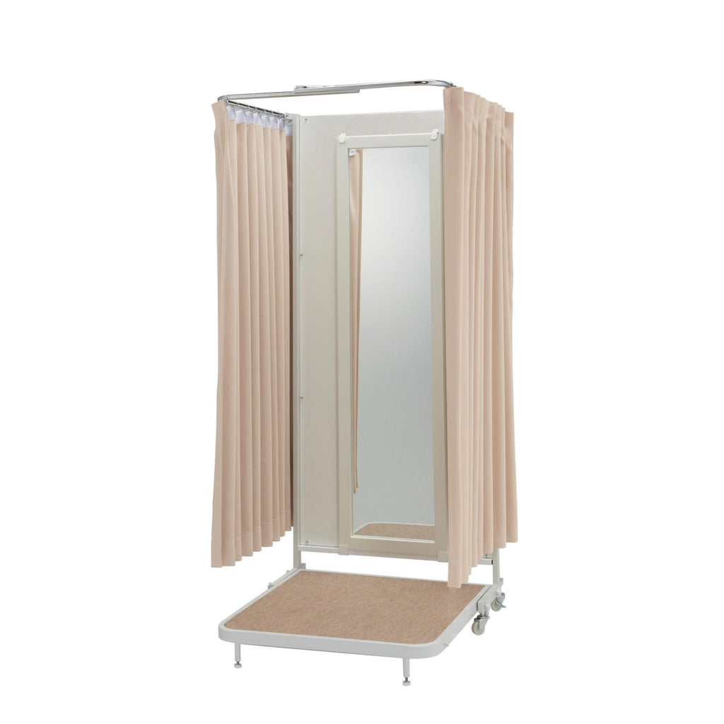 Foldable Fitting Room