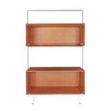 Tumiki - Display Cabinet W90cm on Legs H150cm