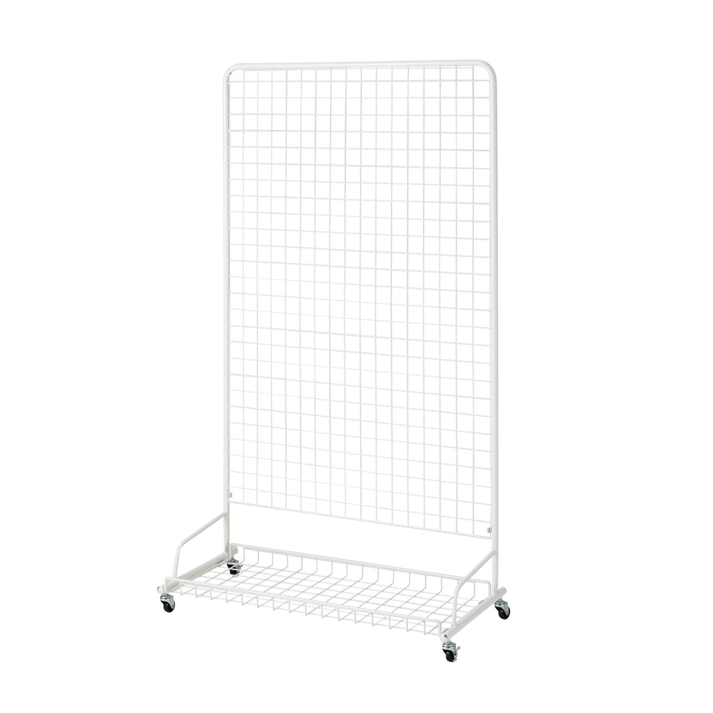 Portable Grid Panel - White