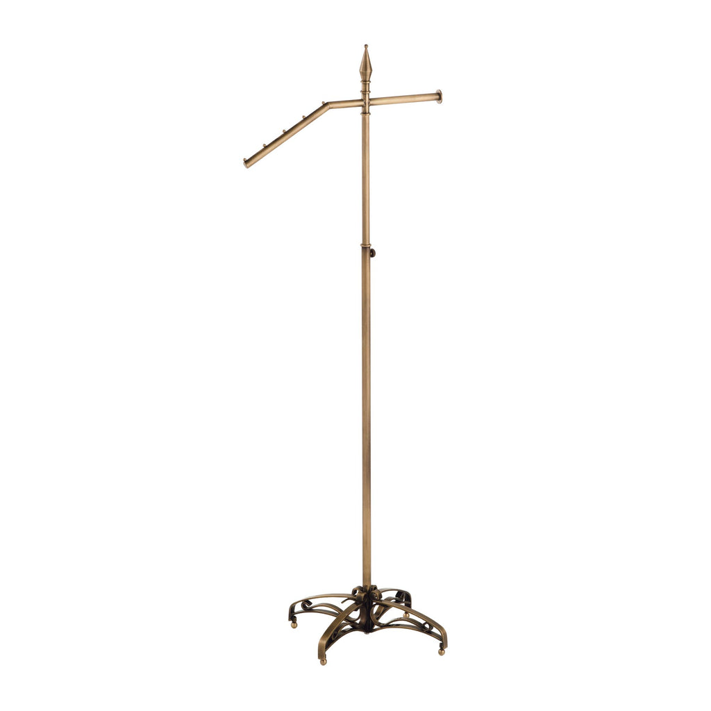 Waterfall Clothes Stand - Antique Gold