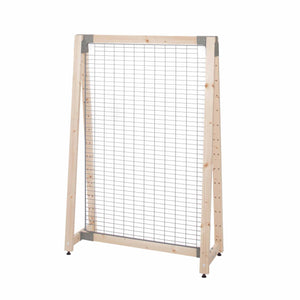 gridwall panel for sports shops