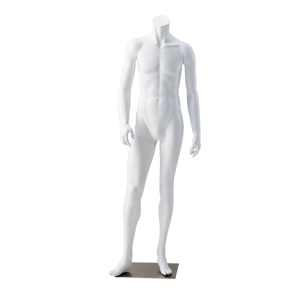 Headless Male Mannequin - Pose C