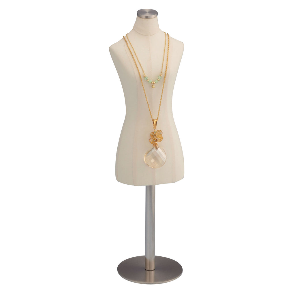 Necklace Display Stand - Miniature Mannequin