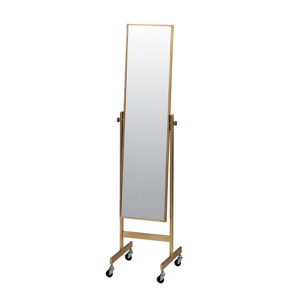 Store Express Mirrors Portable Cheval Mirror W40cm Antique Gold Store Express