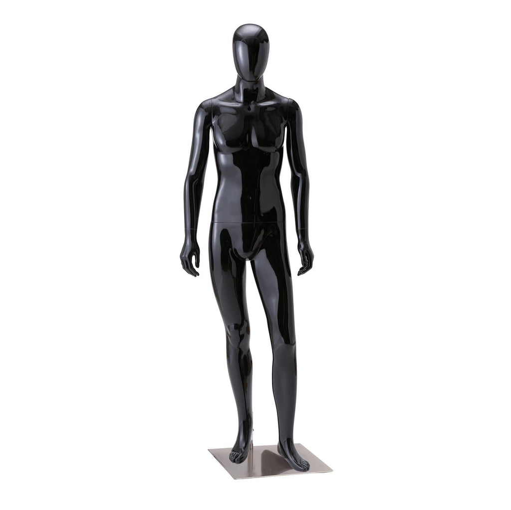 Faceless Male Mannequin - Pose C