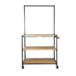 haco marche trolley with hanging rail top