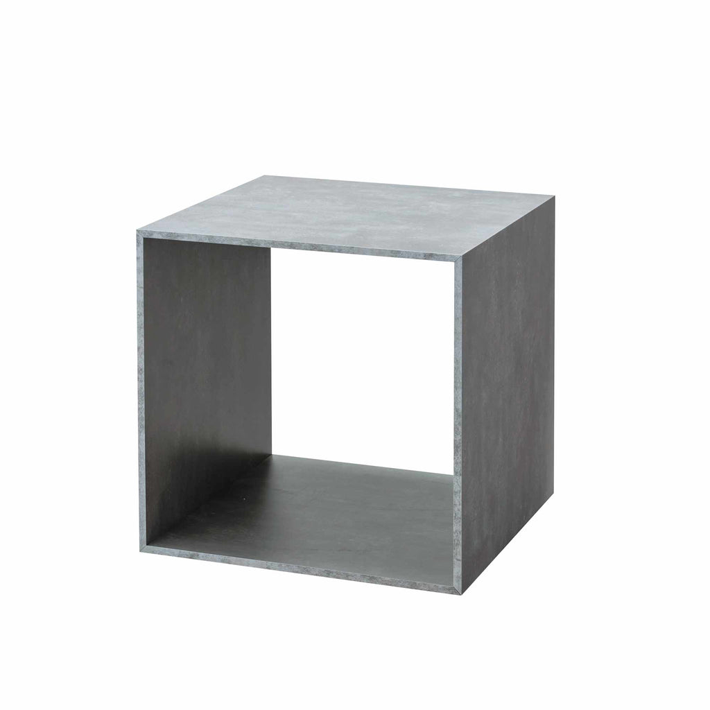 Display Cube - Cement Color