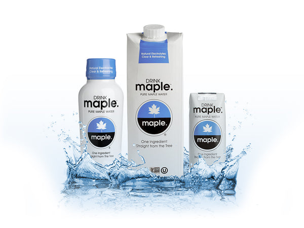Drink Maple three products