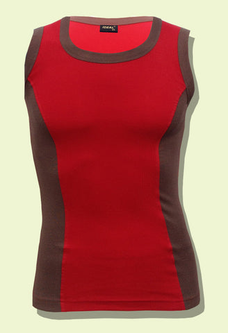 Ideal Men's Cotton Gym Vest 222