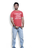 Furious Active Vacation Red T-Shirt