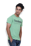 Furious Active Facebook Green T-Shirt