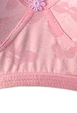 Angelform Annabel Pink Women's Lingerie Cotton Bra