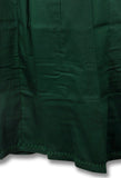 Dark Green Cotton Peticoat View2