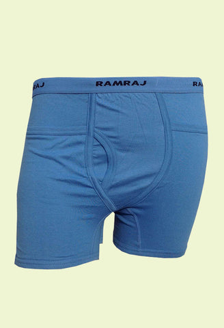 Ramraj Men's Cotton Target Trunk