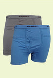 Ramraj Men's Cotton Target Trunk (2s Pack)