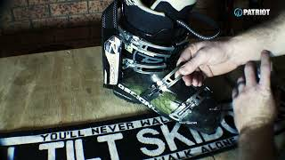 Preparing your ski boots for winter