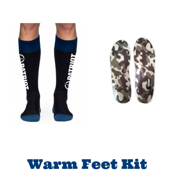 Warm Feet Kit