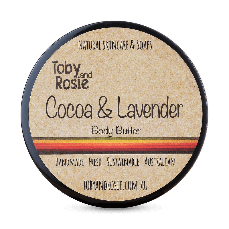 Cocoa & Lavender Body Butter