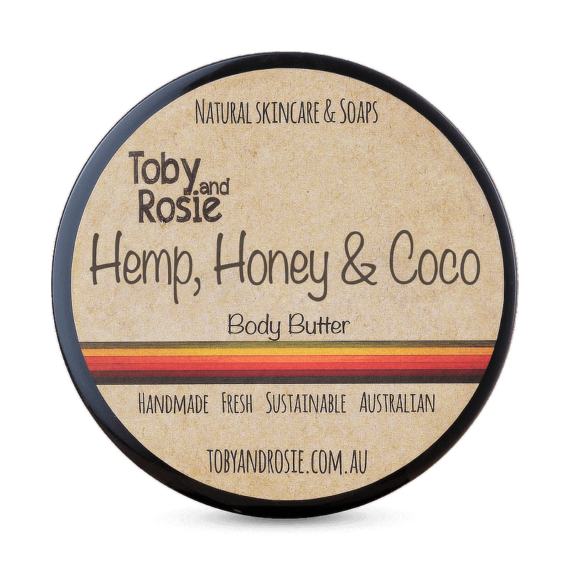 Hemp Cream Body Butter
