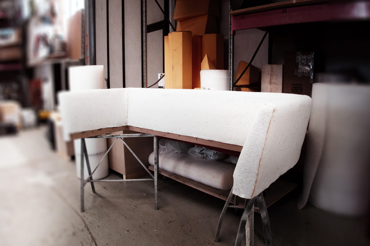 Sustainable furniture in the making at D3CO