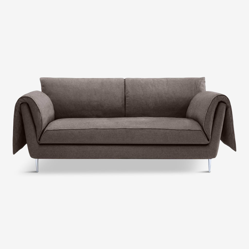 Casquet 2 seater sofa with wings