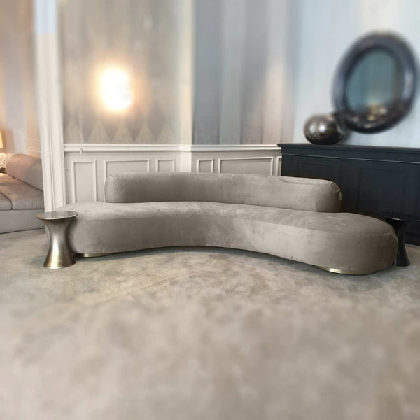 Serpente lounge sofa