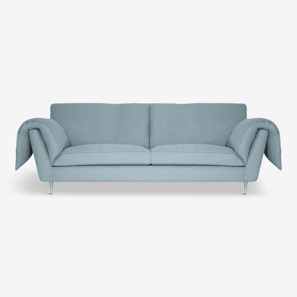 Casquet 2,5 seater sofa with wings
