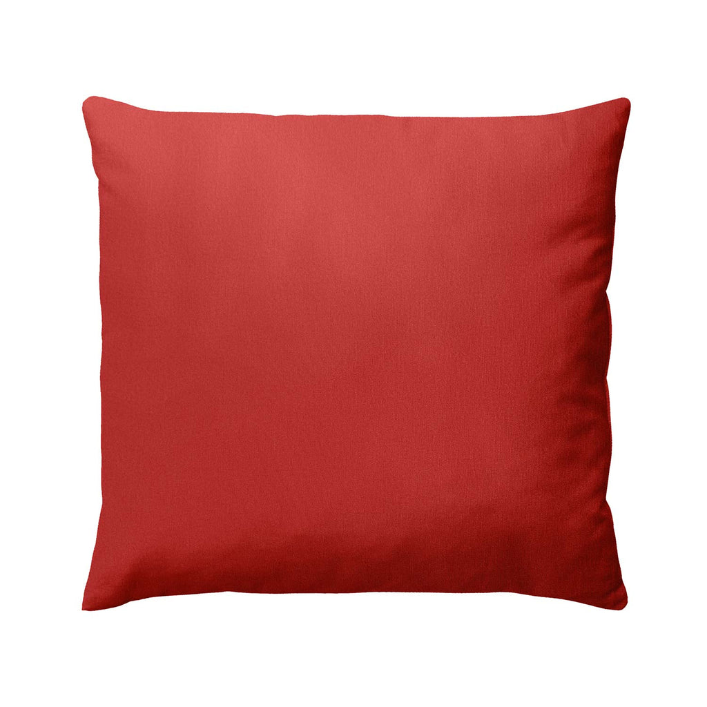 Cushion shiny satin