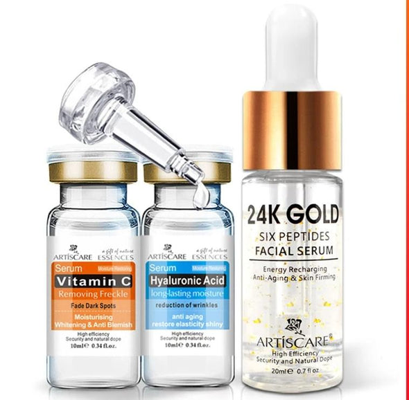 24K Gold+Hyaluronic Acid Serum