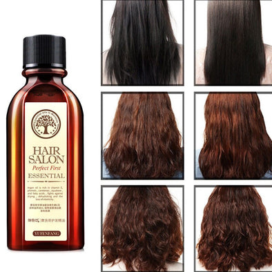 Curly Gloss Repair Hair Care