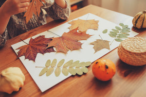 10 Fall Nature-Based Arts and Crafts