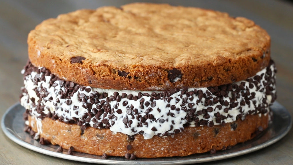 You'll Never Guess What These Ice Cream Sandwiches Are Made Of
