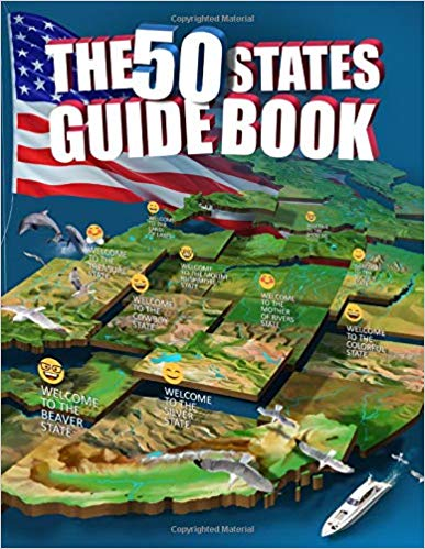 The 50 States Guide Book