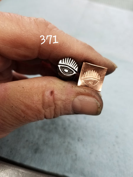 UST41. WOW metal stamps for jewelry - jewelry stamps - leather stamps - metal punch - Red Dirt Diva