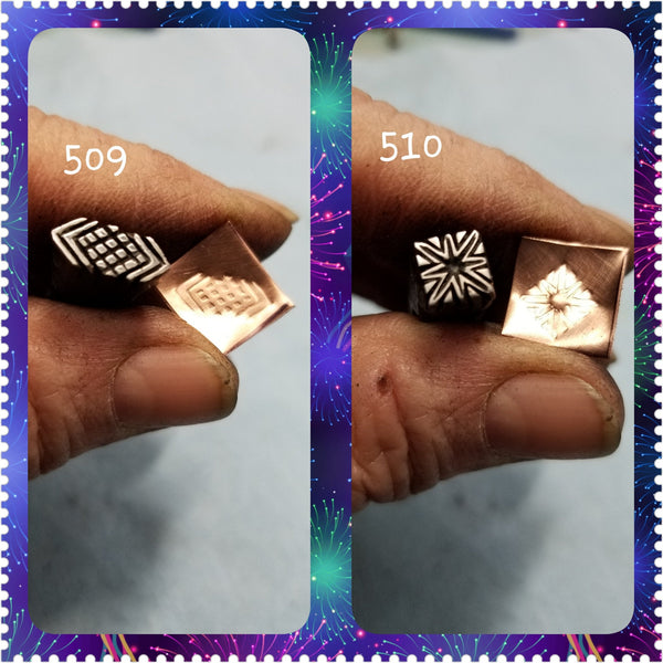 UST60. RAD metal stamps for jewelry - jewelry stamps - leather punch - leather stamps - Red Dirt Diva