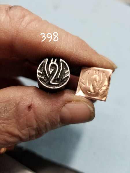 UST46. ESOteric stamps for leather and metal jewelry - jewelry stamps - metal stamps - leather stamps