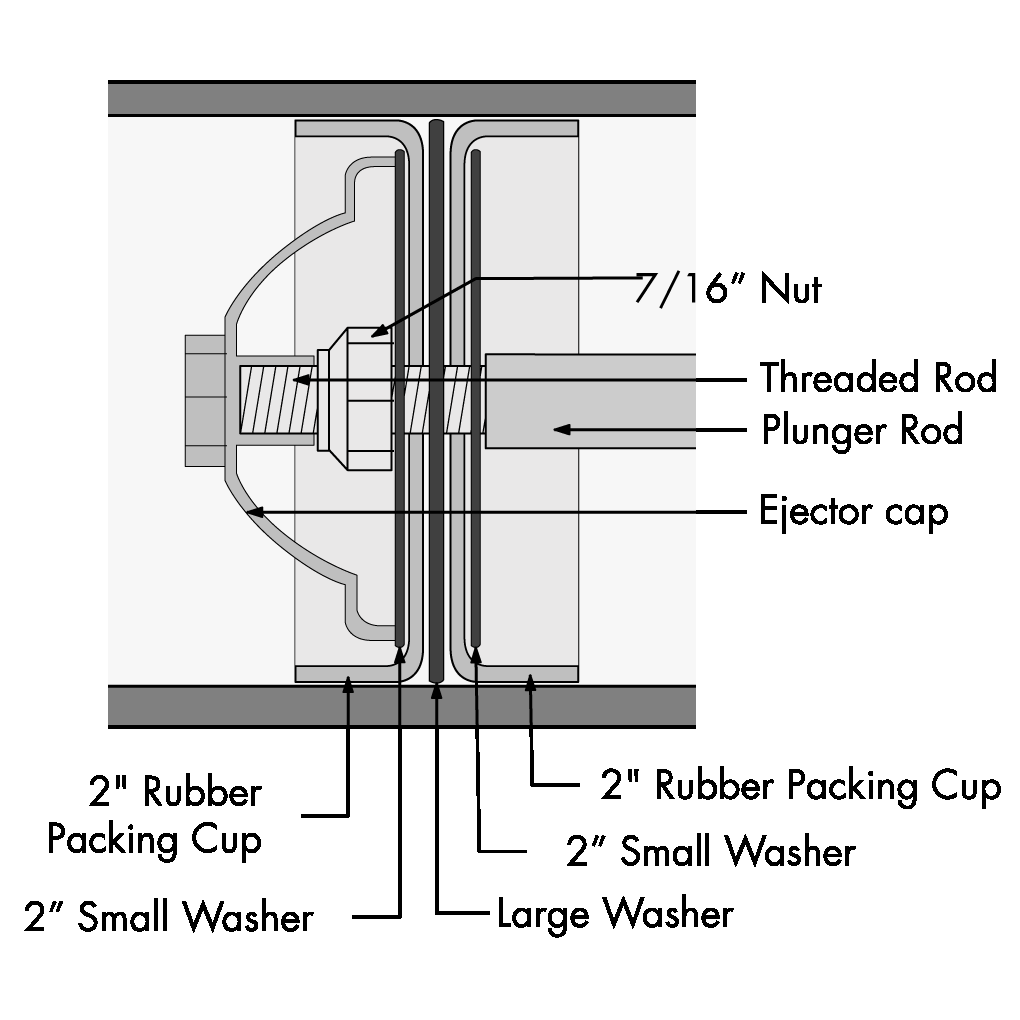Speedload Plunger Assembly Diagram