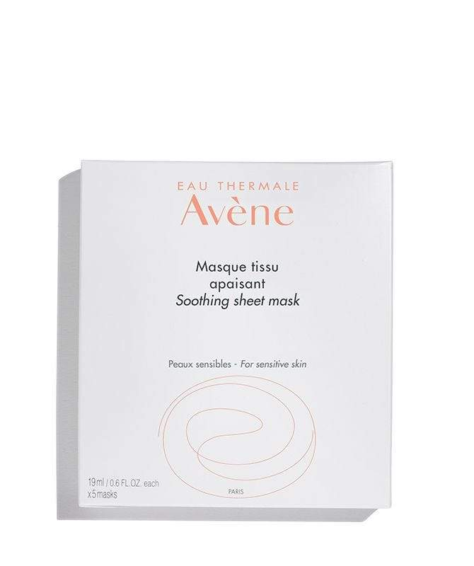 Avene Soothing Sheet Mask (5 ct)