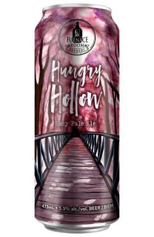 Hungry Hollow - Hazy Pale Ale