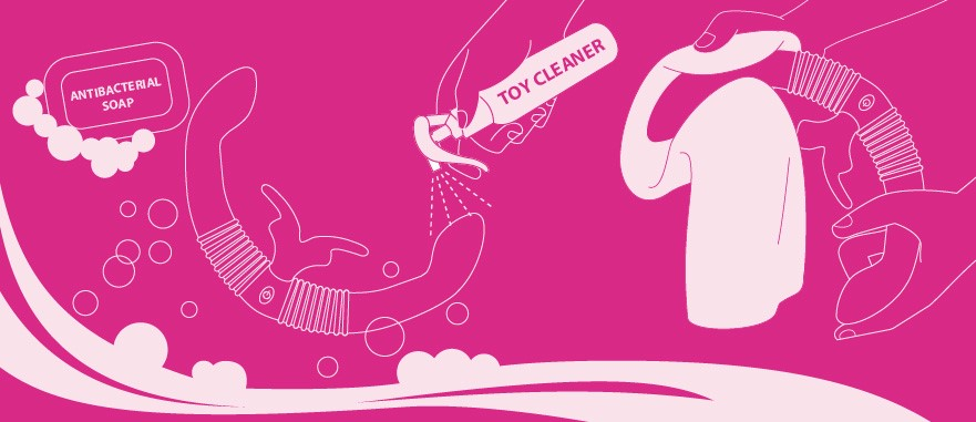 How to Clean and Maintain Your Together™ Toy - Pleasure Guide by Together™